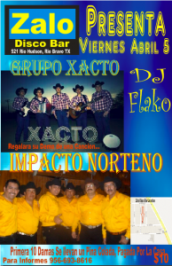 Xacto Dance ad