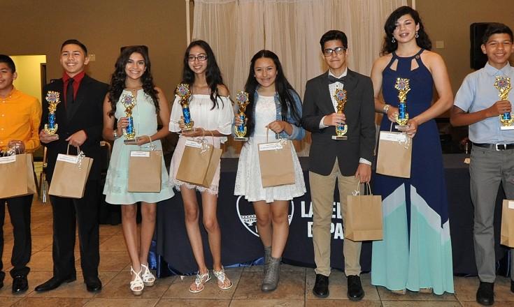 8th Graders of Year May 2016