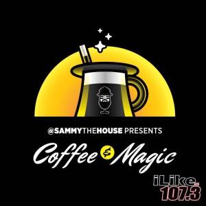Coffee and magic logo