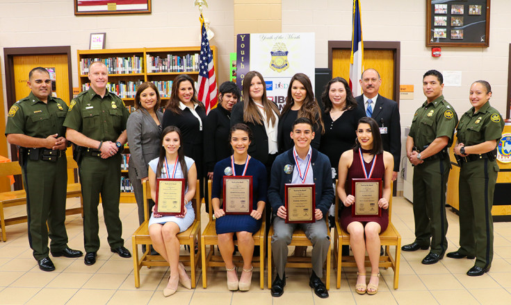 Youth of the Month February 2016 UISD-2