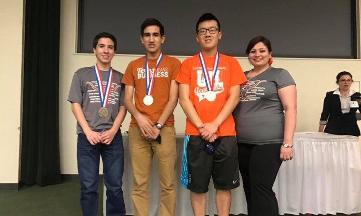 A Current Events Team - State 2nd Place Team UHS (2)