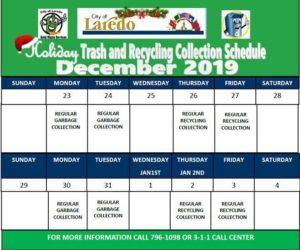 City Of Laredo New Year S Holiday Office Closure